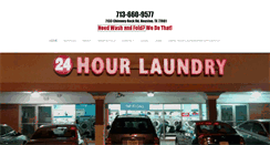 Preview of 24hourlaundry.us