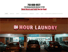 Tablet Preview of 24hourlaundry.us